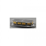 North American Signal Company MMBSLEDFL-C/A, Low-Profile LED Mini-Bar