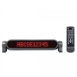 Velleman MML10M, Mobile Scrolling Message Display with Remote Control