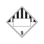 "Accuform MPL900CT50, TDG Placard Hazard Class 9 ""Miscellaneous …"""