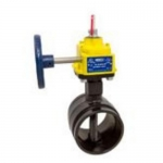 NIBCO NLK962F, GD-6865-C-8N 3″ Grooved Butterfly Valve, 350