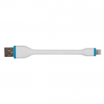 Velleman PCMP92W, USB 2.0 Reversible to Charge Ultra Flexible Cable