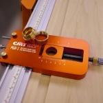 CMT PGD-1, Adjustable Precision Router Dado Jig