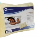 Roscoe Medical PP3135, 16″x23″x5″ Memory Foam Cervical Sleep Pillow