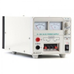 Velleman PS603U, Laboratory Power Supply (0-30VDC, + 5VDC, + 12VDC)