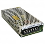 Velleman PSIN10024N, Switching Power Supply, 24 VDC, Closed Frame