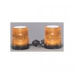 North American Signal Company Q625H+SL-A, 625 Quad Flash Strobe Lights