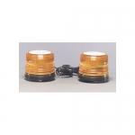 North American Signal Company Q625+SL-A, 625 Quad Flash Strobe Lights