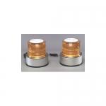 North American Signal Company Q825-A, 850 Quad Flash Strobe Lights