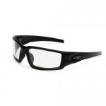 Honeywell R-02220, Hypershock Shooter's Eyewear, Clear Lens