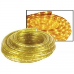 Velleman RL130Y, 30′ Rope Light, Yellow