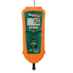 Extech RPM10, Photo/Contact Tachometer with Built-In IR Thermometer