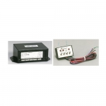 North American Signal Company RQ4H70B, Quad Flash Remote Power Supply