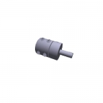 Climax Metal SDA-075, SDA-Series Clamp-On Adapter, 3/4″ to 1/2″