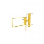 Vestil SPG-26-Y, Yellow Self-Closing Steel Gate