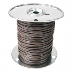 Morris T620-20-2, Thermostat Wire 20 Awg, 2 Conductor, 500ft