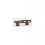North American Signal Company TA18FL-A, 12/24V 17″ Amber Deck Light