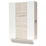 Bowman Dispensers TB-003, Towel Dispenser, Holds C and Z Fold Towels