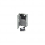 Morris TDDS-60U, Disconnect Metal Case Switch, 60A, Non-Fuse