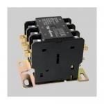 Morris TEC403240, 3 Pole Definite Purpose Contactor 40A, 240V Coil