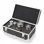 Troemner TW-10 D.T, Stainless Steel Test Weight 17 pcs Set
