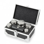 Troemner TW-5 D.O., Class F Stainless Steel Test Weight Set