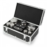 Troemner TW-75, Stainless Steel Test Weight 33 pcs Set