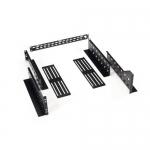 BlackBox URK3U, Universal Rail Kit, 3U
