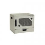 BlackBox UWL-10KD, Wallmount Charging Locker, Drawer