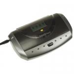 Velleman VL6278U, Universal Ni-MH & Ni-Cd Smart Charger w/ LCD Display