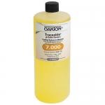 Oakton WD-00651-38, pH Buffer Standard Solution, 7.000, 1 L Yellow