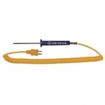 Digi-Sense WD-08439-62, Compact Thermocouple Probe, Grounded / Type K