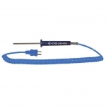 Digi-Sense WD-08439-64, Compact Thermocouple Probe, Grounded / Type T