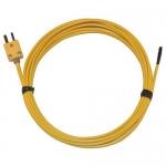Digi-Sense WD-08466-04, PVC Insulated Wire Probe, Epoxy-Coated Tip