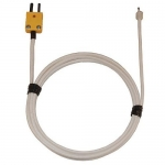 Digi-Sense WD-08467-64, High Temperature Fiberglass-Insulated Probe