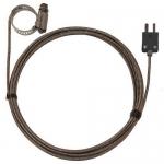 Digi-Sense WD-08469-20, Hose Clamp Probe, Braid Cable, Grounded