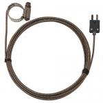 Digi-Sense WD-08469-40, Hose Clamp Probe, 10ft SS Braid Cable