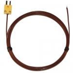 Digi-Sense WD-08516-82, FEP-Insulated Probe, 24-Gauge, 10ft, Type K