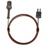 Digi-Sense WD-08517-73, Pipe-Plug Probe, 5ft Cable, Type J