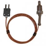 Digi-Sense WD-08517-74, Pipe-Plug Probe, 5ft Cable, Type J