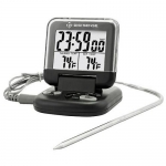 Digi-Sense WD-90080-00, Digital Thermometer with Alarm and Timer