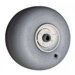 Wheeleez WZ1-30UA-TLK, PU Beach Wheel, 30 cm