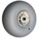 Wheeleez WZ1-42UB, 16.5″ Polyurethane Beach Wheel w/ 3/4″ Bearing