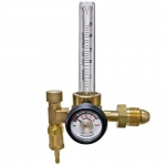 Uniweld RF2480-580, Ameriflame Argon Flowmeter Regulator, Single Stage