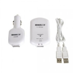 Velleman VL118USB, 5-in-1 USB NiMH AAA Charger and Power Pack